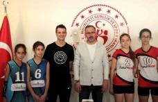 Gençlik ve Spor Bakanı Kasapoğlu, 'Yarının Sultanları' Projesi İçin Muğla'da