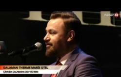 THERME MARİS'İN AÇILIŞ PARTİSİ NEFES KESTİ