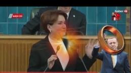 """Meral Akşener'den """"Yüzüklerin Efendisi"""" Benzetmesi!"""