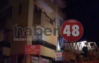 Marmaris'de Yangın: 1 Ölü