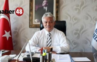 Marmaris'te Belediye Başkan Acar'a Destek Açıklaması