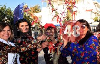 Marmaris'te Nar Dugan Bayramı Kutlandı