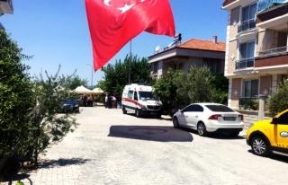 DALAMAN'DA ŞEHİT EVİNE ZİYARET