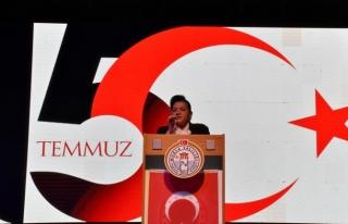 MARMARİS'TEKİ 15 TEMMUZ PROGRAMINDA ÖNEMLİ...