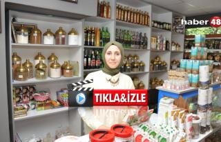 BİTKİLERDEN GELEN ŞİFA ANADOLU BAHARAT ORTACAYA...