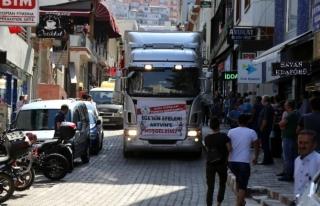 MUĞLA VE AYDIN'IN ŞAMPİYON BOĞALARI ARTVİN'DE