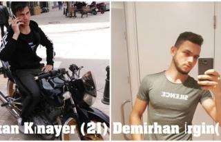 DALAMAN'DA MOTOSİKLET KAZASI 2 GENCİN ÖLÜMÜYLE...
