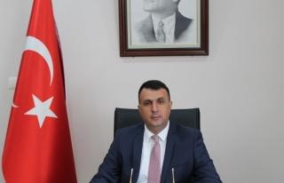 ORTACA KAYMAKAMI OKTAY ERDOĞAN'DAN GAZİLER...