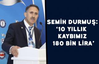 """SAĞLIK-SEN GENEL BAŞKANI İSYAN ETTİ """"10 YILLIK..."""
