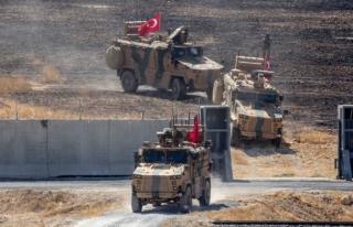 TSK SURİYE'NİN KUZEYİNE GİRDİ 'BARIŞ...