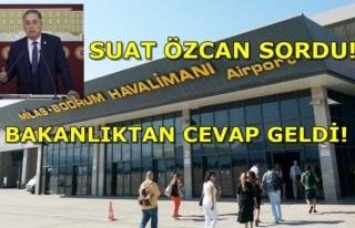 Milas-Bodrum Havalimanı Ana Pisti Hakkında Yeni...