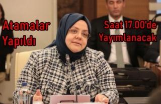572 Şehit Yakını Gazi ve Gazi Yakını Ataması...