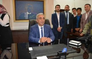 Başkan Muhammet Karakuş'tan Engelliler Günü...