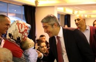 """Başkan Oktay'dan """"Kısa Mola"""" Projesi"""