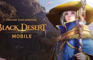 Black Desert Mobile 9 Aralık'ta Ön İndirmeye...