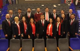 """CHP Bodrum'da """"Halil Karahan"""" Dedi"""