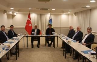 CHP'li Belediyeler İstişare Toplantısında...