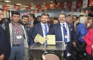 CHP Milas Delegelerini Seçti