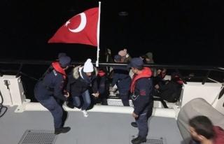 Çılgın Suriyeli 46 Kilometreyi Yüzmeye Çalıştı