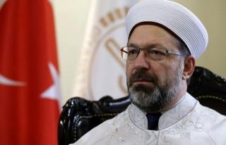 """Diyanet İşleri Başkanı Ali Erbaş: """"Sigara..."""