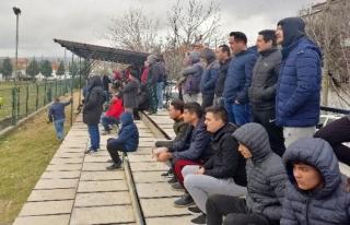Düğerek Güneşspor Tarafı'nın Talebi Karşılık...