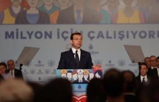 İBB Kanal İstanbul İşbirliği Protokolü'nden...