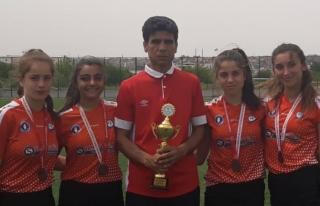 İranlı Spor Kondisyoneri Salmanzadeh Muğla Hokeyi...
