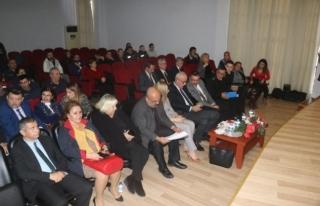 Marmaris'te Kadına Şiddetle Mücadele Toplantısı