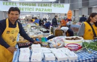 Marmaris'te Yerel Tohum Temiz Gıda Üretici...