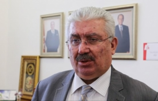 MHP'li Yalçın Gelecek Partisi'ni Hedef...