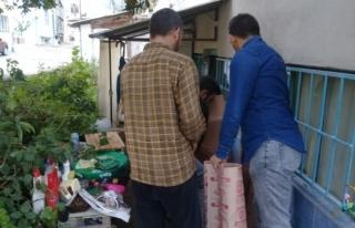Milas Belediyesi'nden İhtiyaç Sahiplerine Soba...