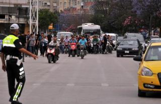 Muğla'da 9 Bin 100 Araç Sürücüsüne İşlem...