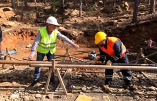 Muğla'da Sandras Suyu Projesi 2020'de Başlıyor