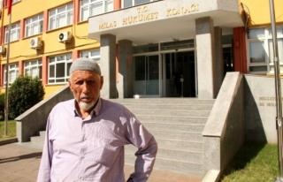 Mustafa Dede Toprağa Verildi