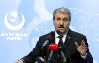 Mustafa Destici: Asgari Ücret En Az 2 Bin 475 TL...