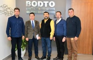 Ahmet Aras ile Oda Başkanları Bir Araya Geldi