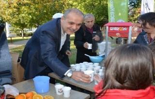 Ortaca'da Festival Tadında Yerli Malı Haftası...
