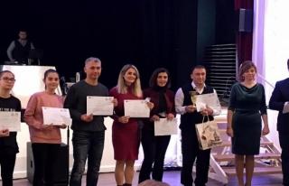 Şahidi Ortaokulu Slovakya'dan Döndü