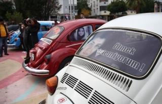 Vosvos Tutkunları Kadına Şiddete Dikkat Çekiyor