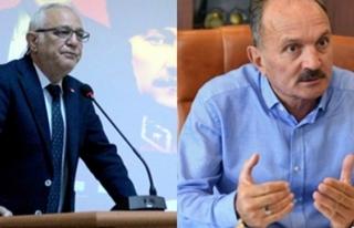 """Zeybekoğlu'dan Saatcı'ya """"Faşist""""..."""