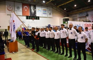 TÜRKİYE YILDIZ ERKEKLER FERDİ BOKS ŞAMPİYONASI...