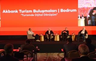 BODRUM'DA 'AKBANK TURİZM BULUŞMALARI'