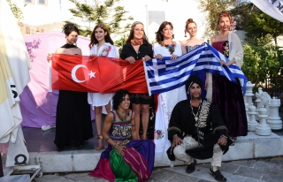 'HALİKARNASSOS İKİ YAKA KÜLTÜR FESTİVALİ'