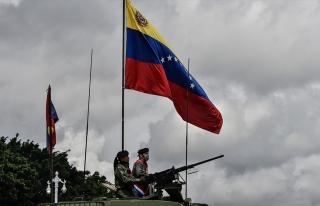 VENEZUELA'DA DARBE GİRİŞİMİ