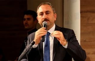 Adalet Bakanı Gül'den Ömür Boyu Nafaka Açıklaması!