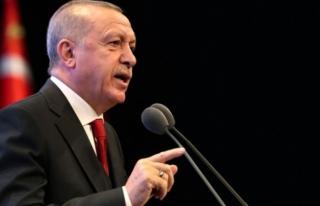"""Erdoğan'dan Kulüp Başkanlarına Uyarı: """"Adımı..."""
