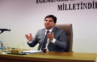 Fethiye'de Yılın İlk Meclis Toplantısı Gerçekleştirildi