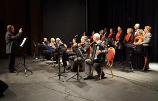 """Marmaris'te """"Azerbaycan Şarkı ve Türküleri""""..."""