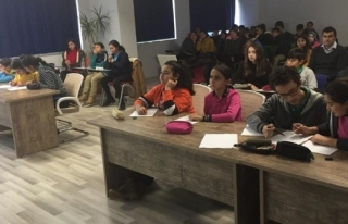 Milas'ta Matematik Ligi Başladı