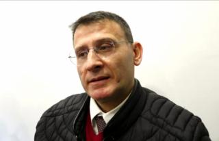 Muğla'da Engelli Profesör 'Vazgeçme'...